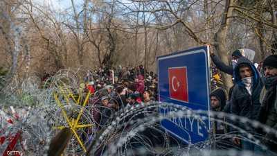 أردوغان يدعو الأوروبيين إلى تلبية مطالبه حتى يغلق الحدود