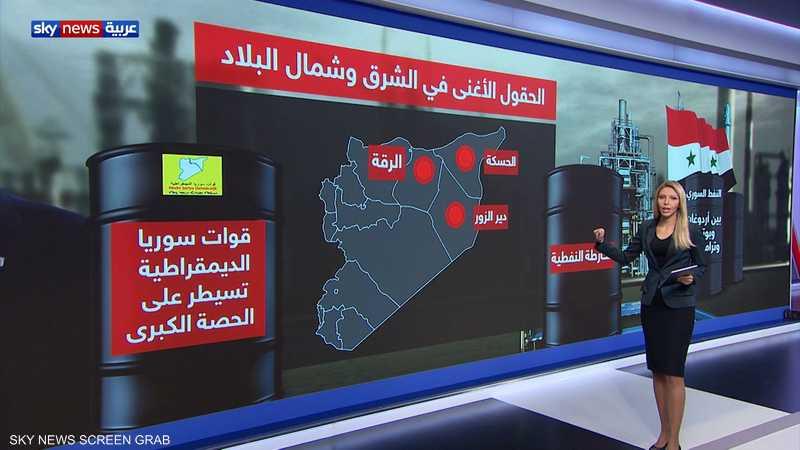 النفط السوري.. بين أردوغان وبوتن وترامب