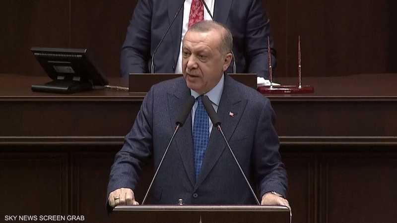 أردوغان يهدد بعملية عسكرية في إدلب