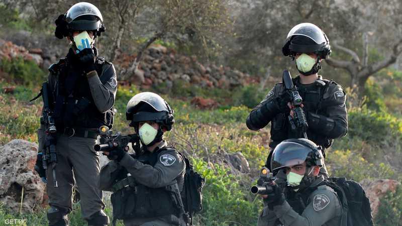 الجيش الاسرائيلي كورونا