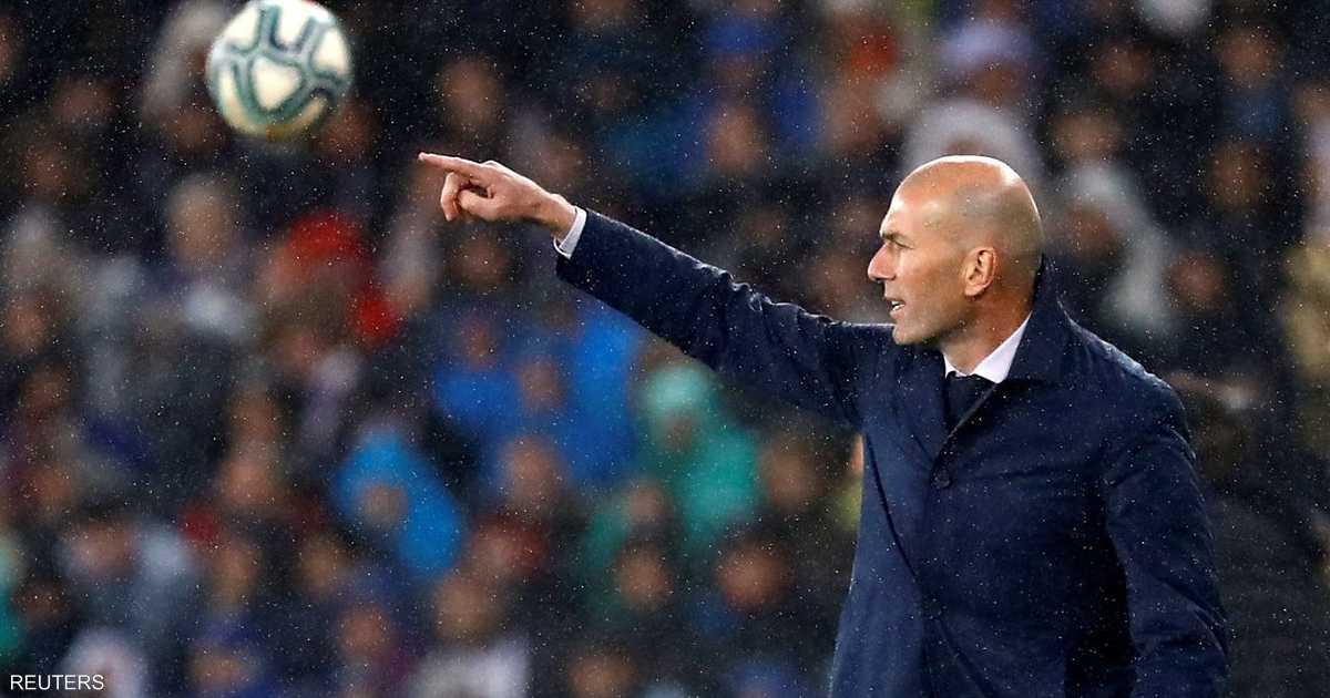 ما هي تعليمات زيدان للاعبي ريال مدريد خلال فترة الحجر الصحي؟