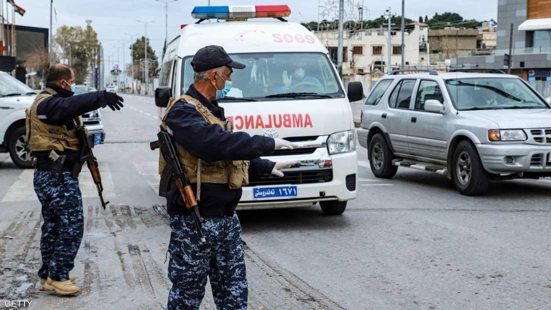 كورونا في العراق