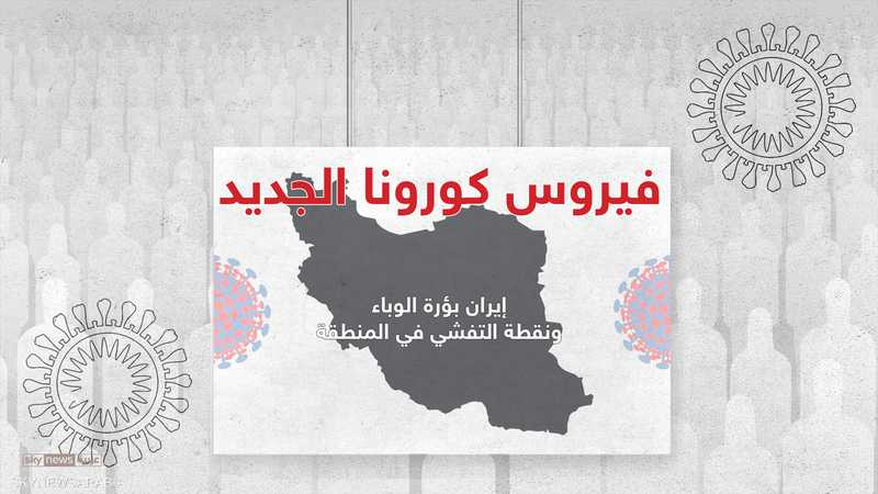 ارتفاع مستمر في وفيات كورونا بإيران
