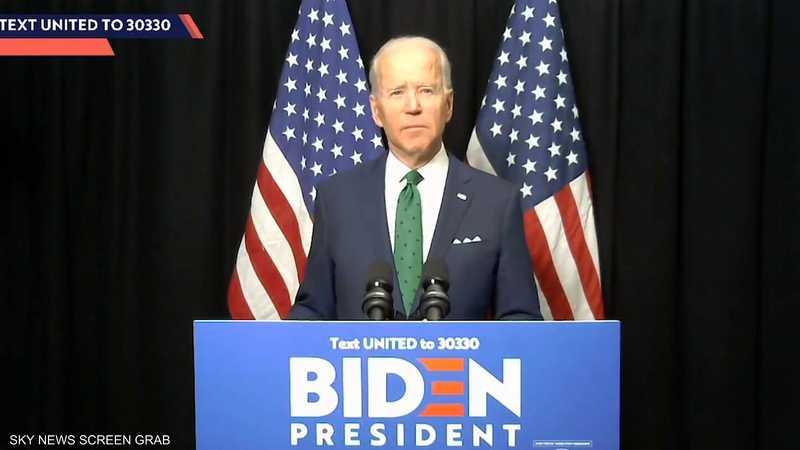 جو بايدن يفوز في ولايات فلوريدا وإلينوي وأريزونا