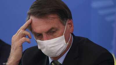 كورونا يضغط على رئيس البرازيل.. والشعب يطالبه بالرحيل