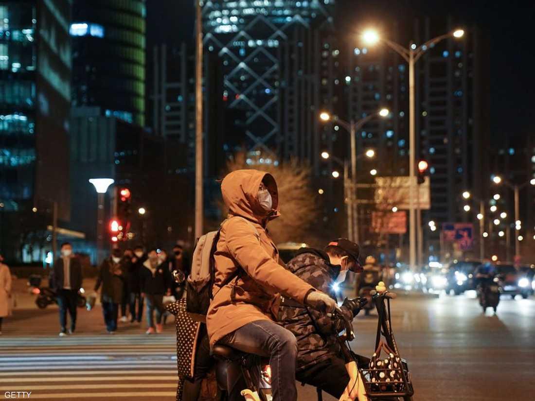 بكين تحاول استعادة إيقاع الحياة الطبيعي رغم كورونا