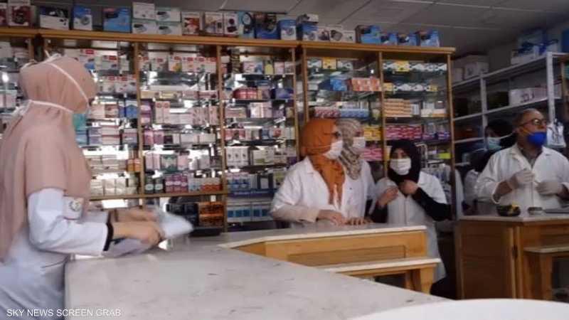 أسواق الجزائر تعاني ندرة مواد الوقاية الطبية