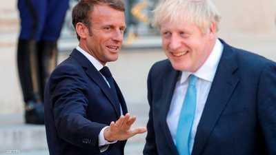 بعد أزمة الغواصات.. أول اتصال بين فرنسا وبريطانيا