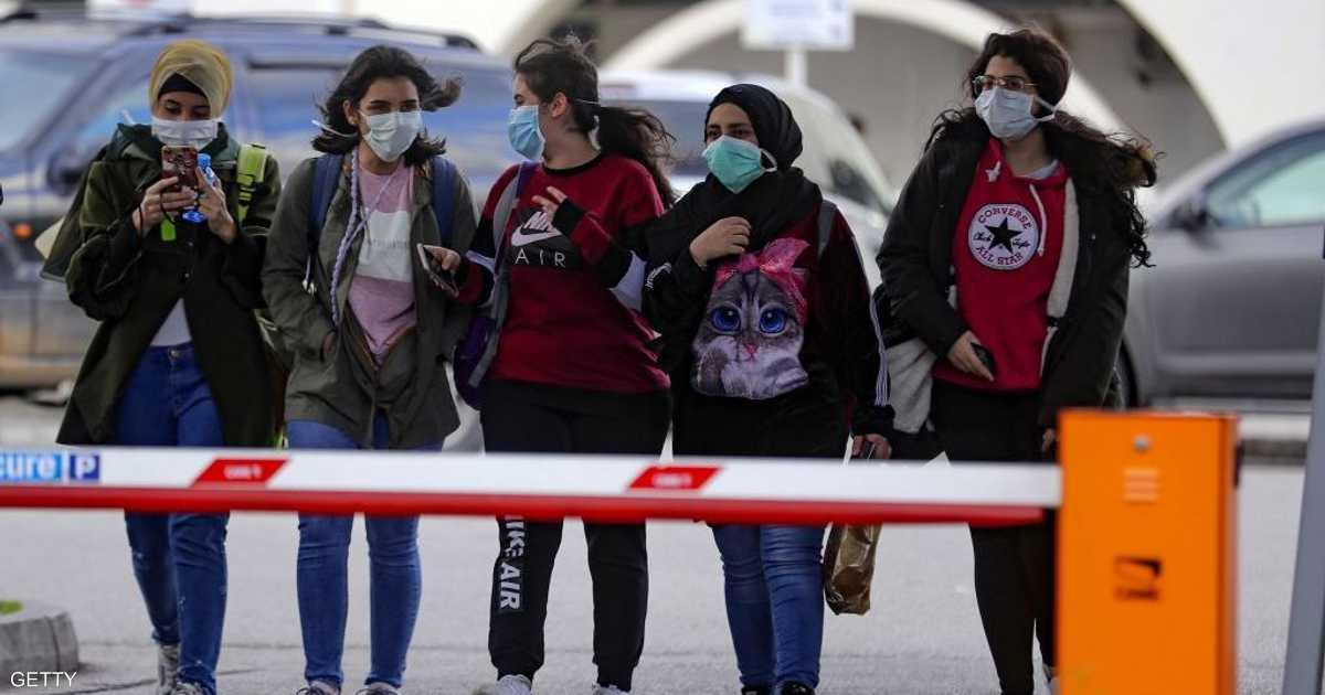 """وزير داخلية لبنان يدق جرس الإنذار: أعداد مصابي كورونا ارتفعت بشكل مخيف بسبب """"عدم الالتزام"""""""