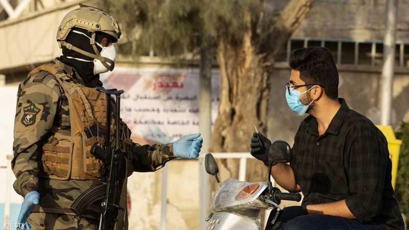 تمديد حظر التجول في العراق