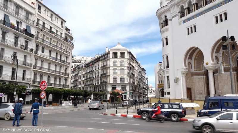 إغلاق المحال التجارية في الجزائر