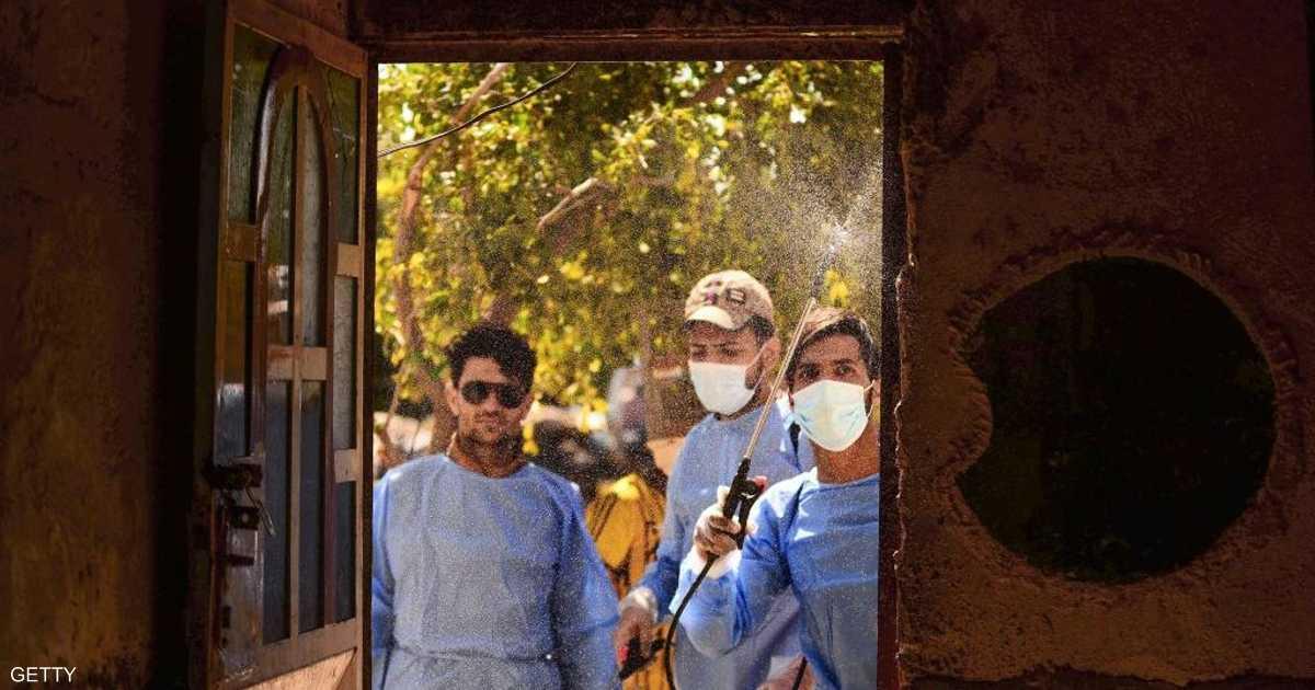 غزو كورونا يهدد العراق.. ورسالة تحذير من  أطباء الحرب    أخبار سكاي نيوز عربية