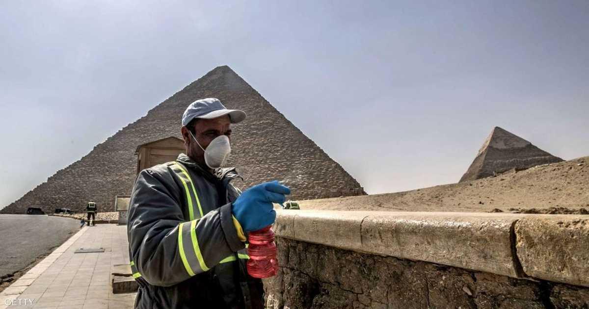وزيرة الصحة المصرية تكشف توقعاتها بشأن ذروة انتشار  كورونا    أخبار سكاي نيوز عربية