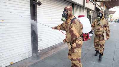 سجلت إيران اليوم 139 وفاة جديدة بسبب كورونا