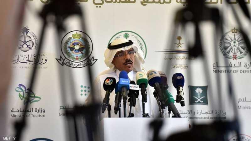 المتحدث باسم وزارة الصحة السعودية محمد العبد العالي.