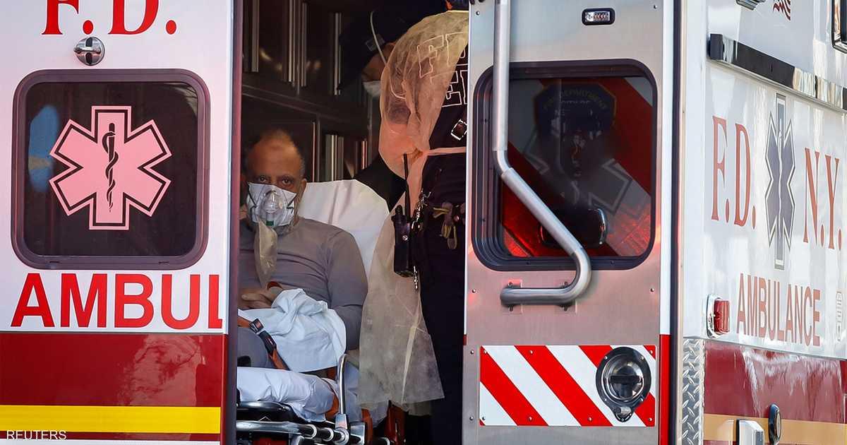 عالم أميركي يحذر من 200 ألف وفاة بكورونا في الولايات المتحدة