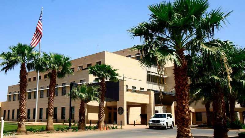 السفارة الأميركية في الخرطوم