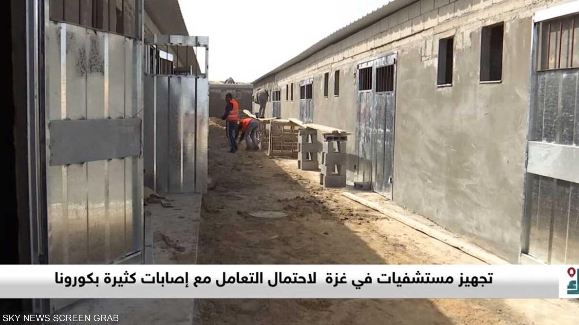 مخاوف المؤسسات الدولية من انتشار كورونا في غزة
