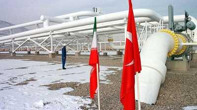 انفجار يوقف صادارت الغاز الإيراني إلى تركيا