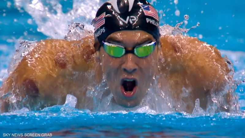 مايكل فيلبس.. أسطورة أحواض السباحة العالمية