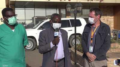 إسباني.. أول المتعافين من كورونا في السودان