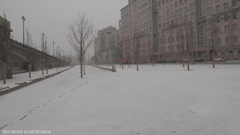 تحذيرات من توسع انتشار كورونا في روسيا