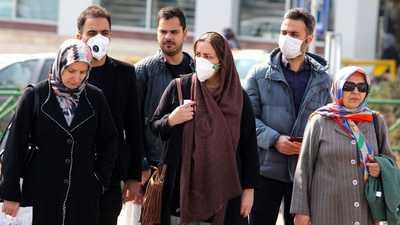 إيران تتجاوز الـ3 آلاف حالة وفاة بسبب كورونا
