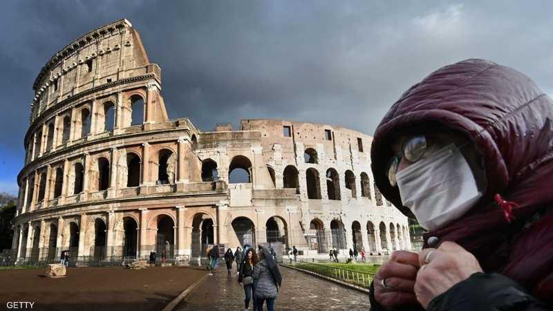 إيطاليا تسجّل حالة إصابة بالسلالة الجديدة لفيروس كورونا