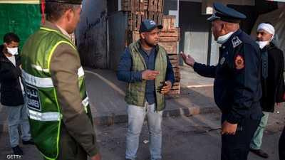 المغرب يسجل انخفاضا ملحوظا في إصابات كورونا