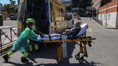 إسبانيا.. حصيلة يوم ثقيلة ترفع وفيات إسبانيا إلى 10 آلاف