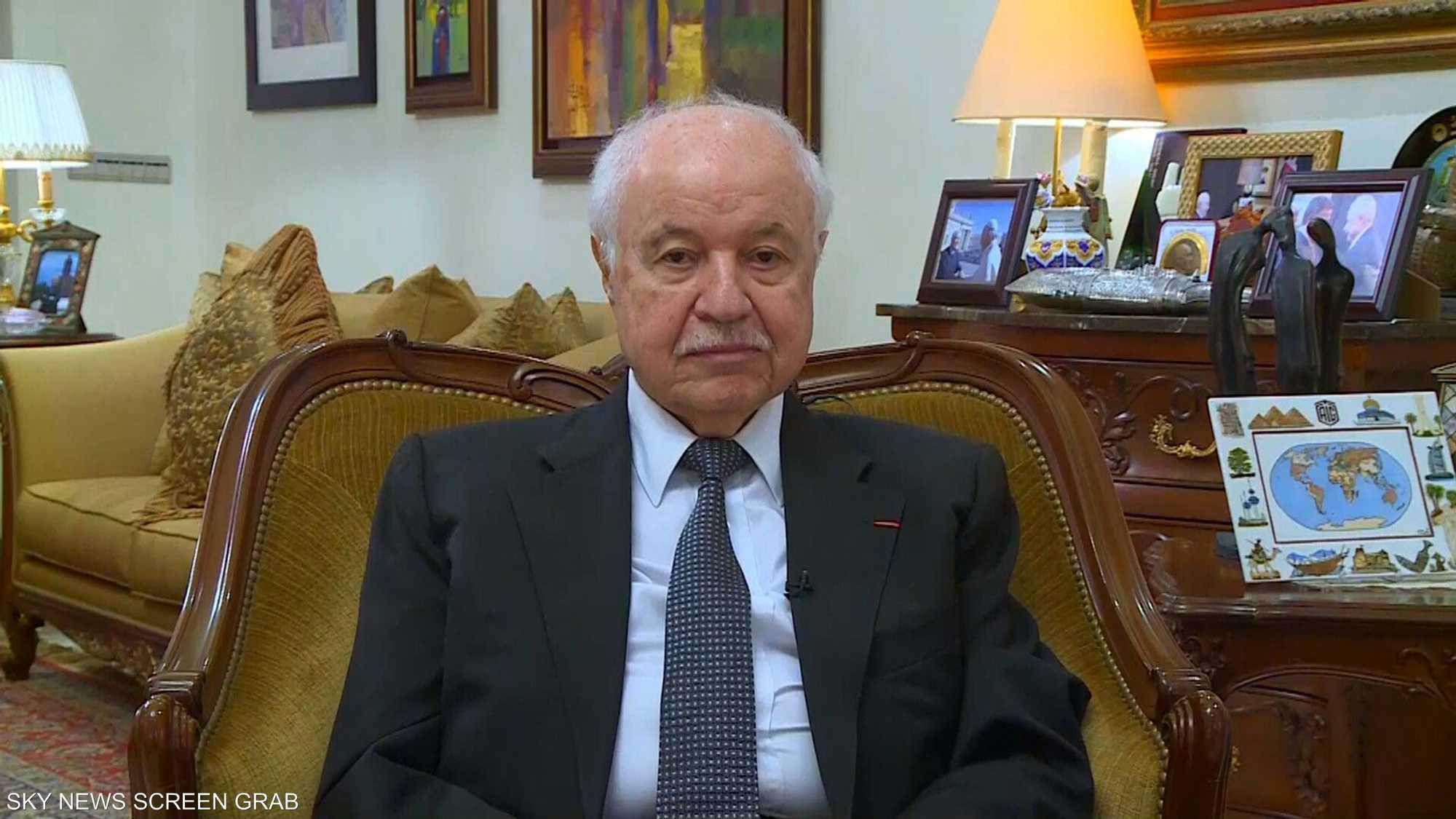 أبو غزالة: الأسوأ لم يأت بعد والعالم على أعتاب حرب