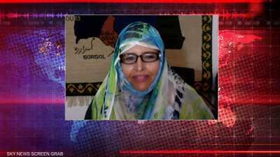 """""""المعلومة منت الميداح"""" تدعو الموريتانيين للبقاء بالمنزل"""