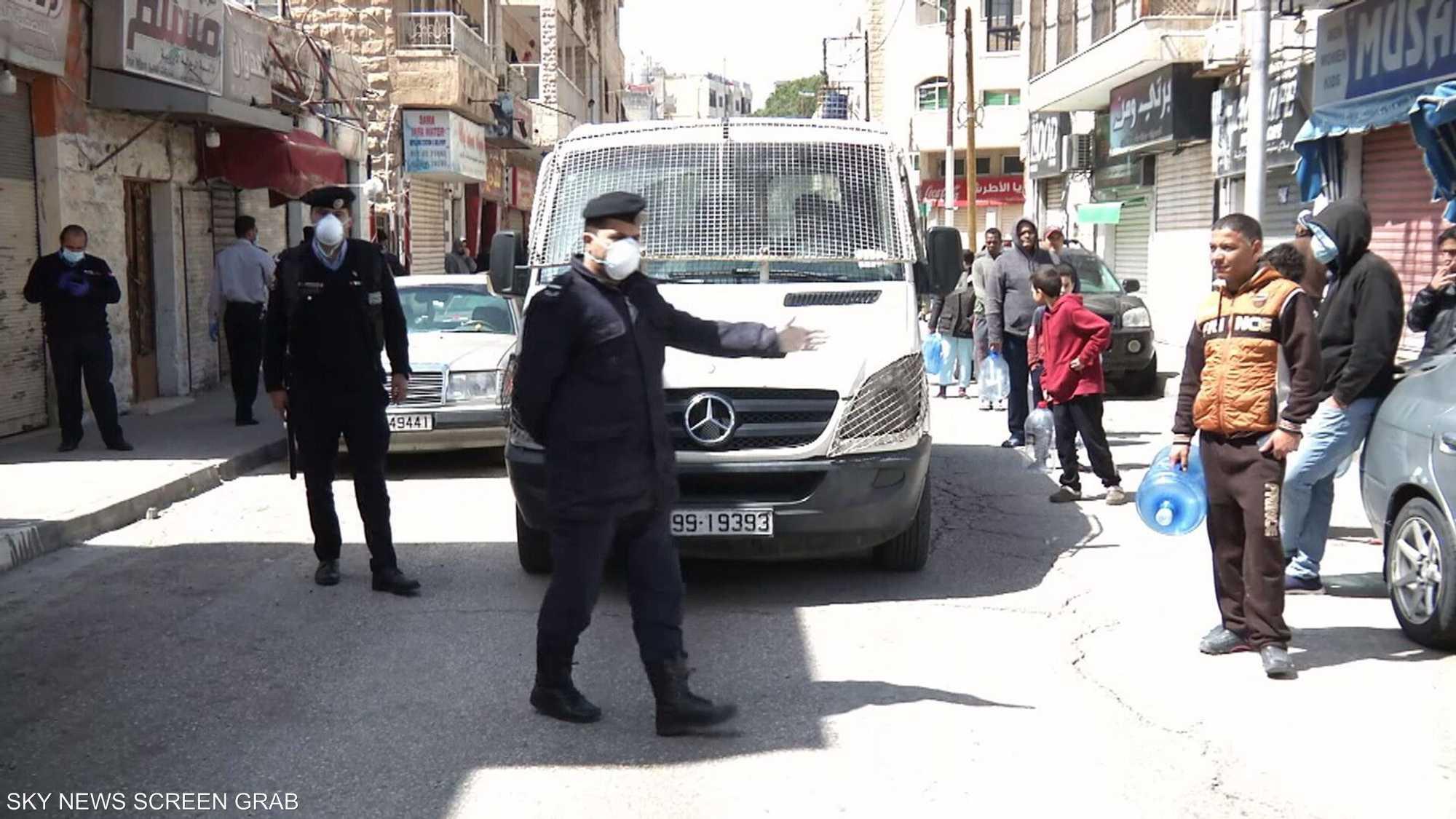 غلق أماكن التسوق في الأردن باستثناء عدد قليل منها