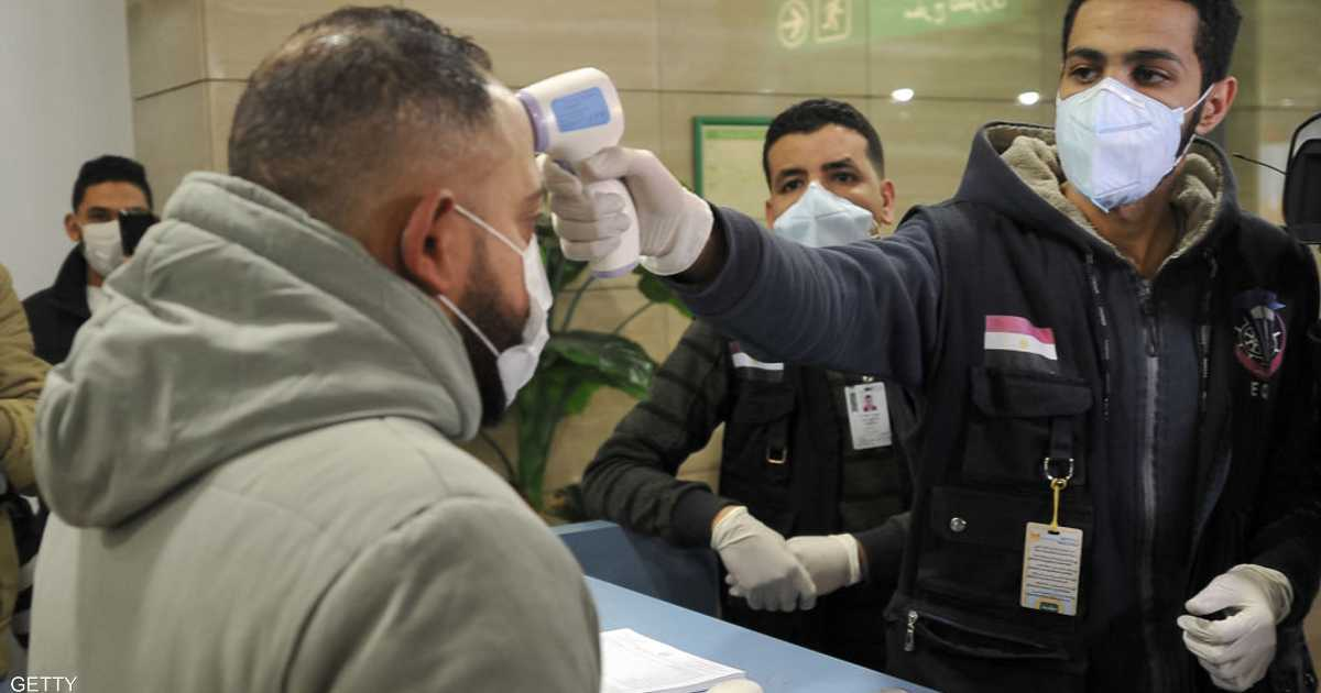 مصر تكشف صحة  أرقام كورونا .. وتحذير للمواطنين   أخبار سكاي نيوز عربية
