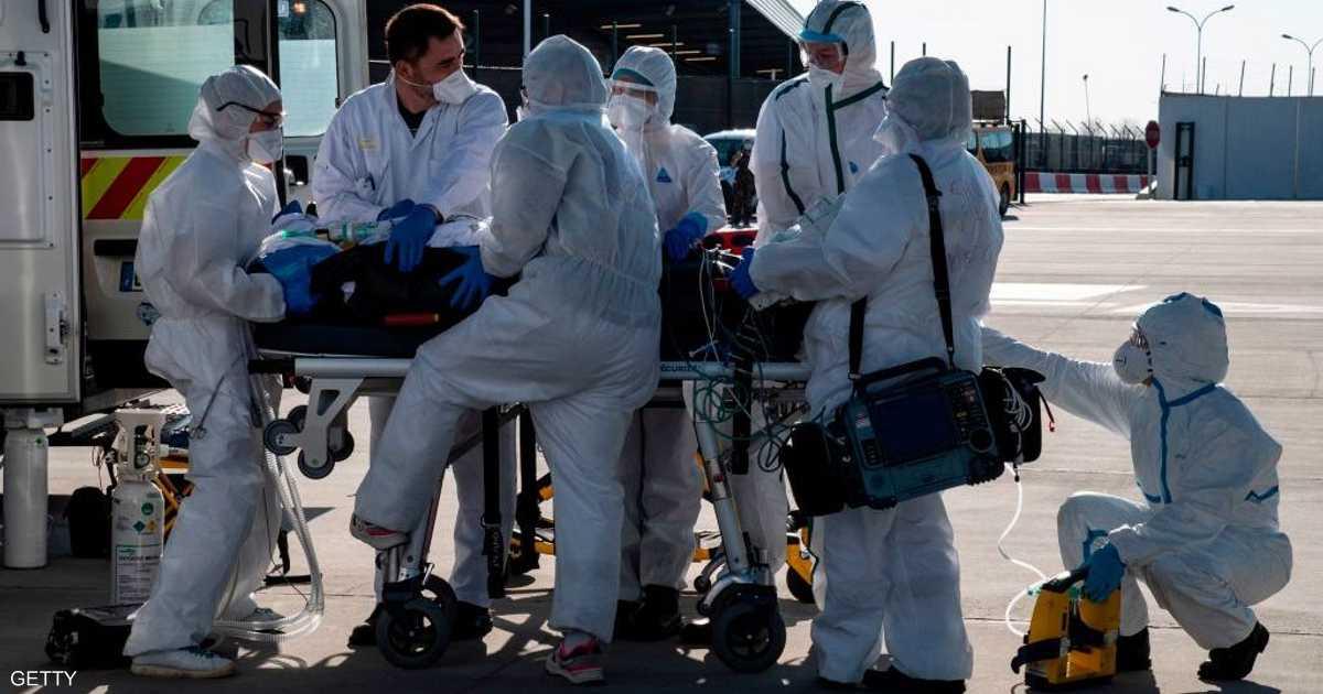 كورونا في فرنسا.. وفيات جديدة ورقم ملفت بشأن