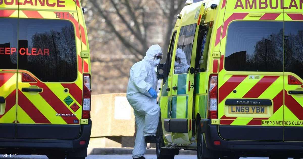 وفيات كورونا في بريطانيا تقترب من حاجز الـ5 آلاف
