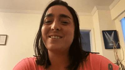 """فيديو.. نجمة تنس تونسية تلجأ إلى """"الرقص المنزلي"""""""