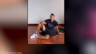 رونالدو يطلق تحديا جديدا على إنستغرام في زمن كورونا
