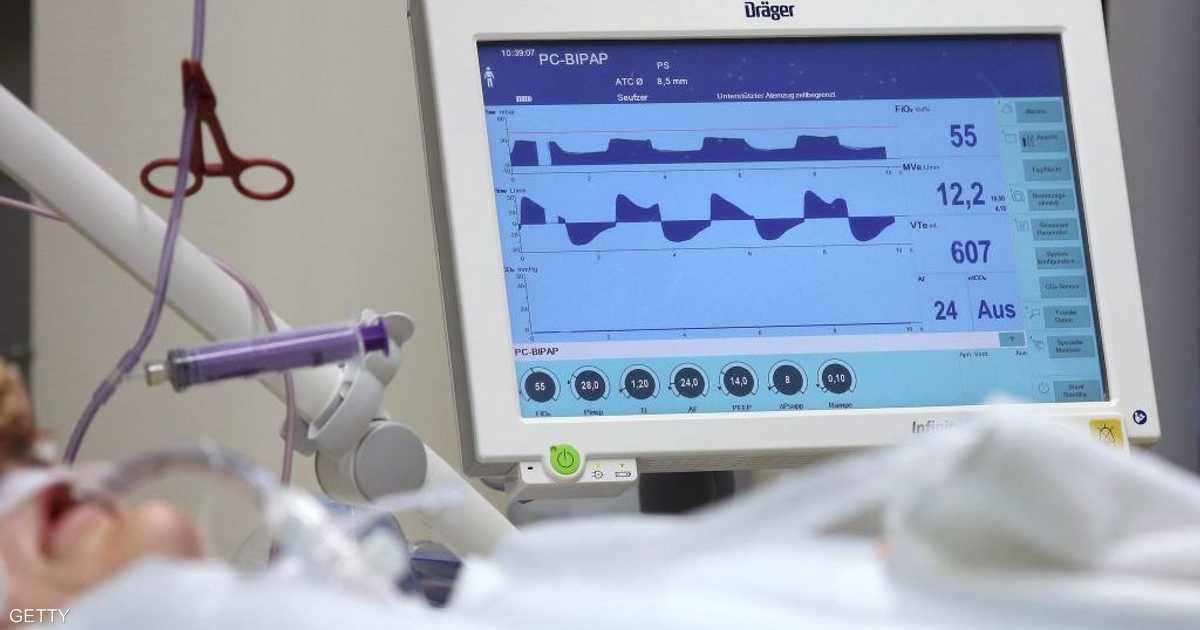 اجهزة التنفس الصناعى