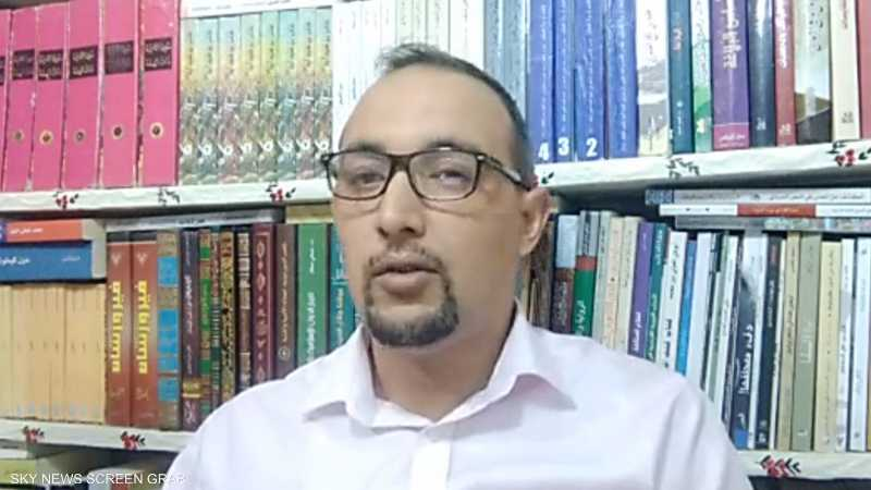 عبدالوهاب عيساوي أول روائي جزائري يفوز بجائزة البوكر