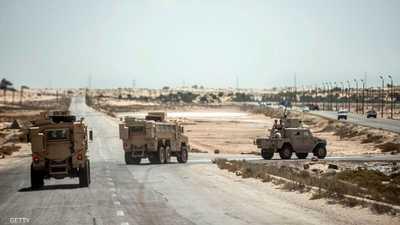"""""""داعش سيناء"""" يعدم بالرصاص 3 أشخاص بينهم قبطي"""