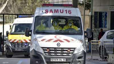 إجمالي الإصابات بكورونا في الجزائر 9626