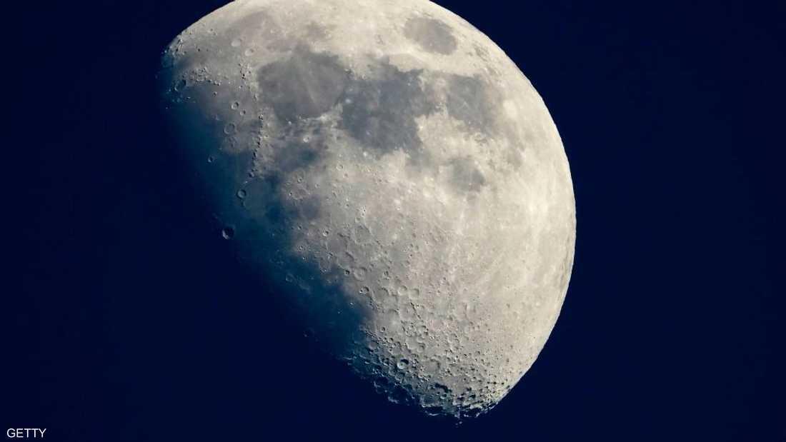 كشف علمي جديد يثير تساؤلات حول تشكّل القمر