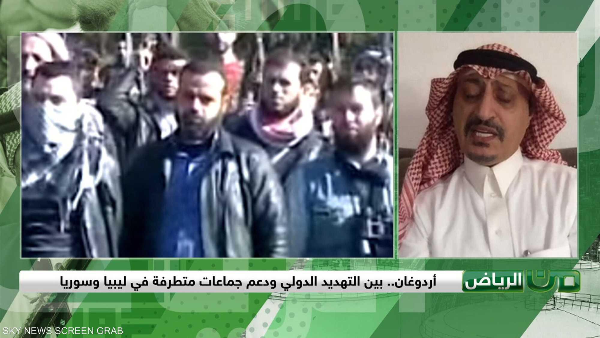 أردوغان.. بين التهديد الدولي ودعم المتطرفين في ليبيا وسوريا