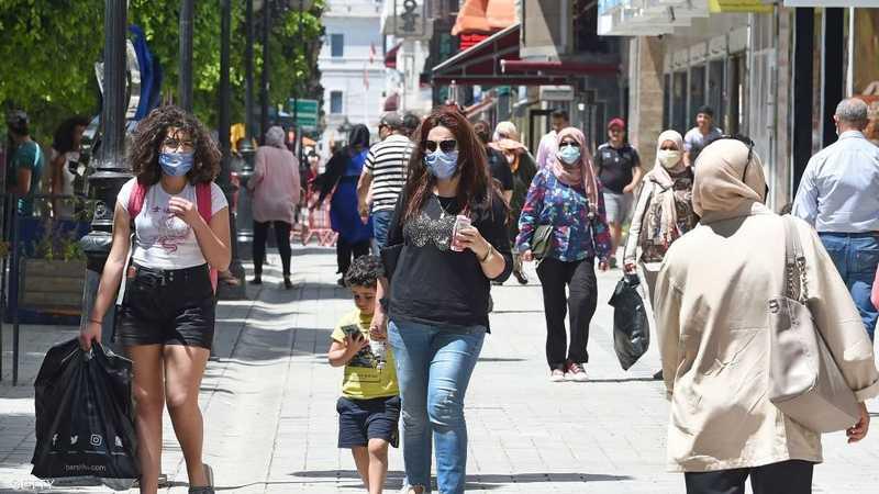 تونس خفضت ساعات حظر التجول