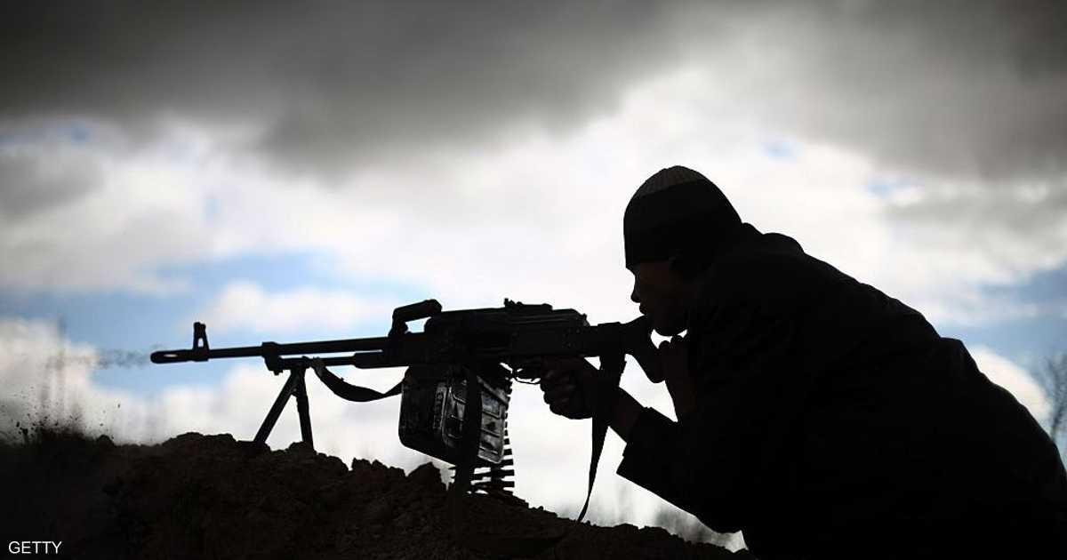 معارك وسط سوريا.. قتلى من الجيش وعناصر داعش   أخبار سكاي نيوز عربية