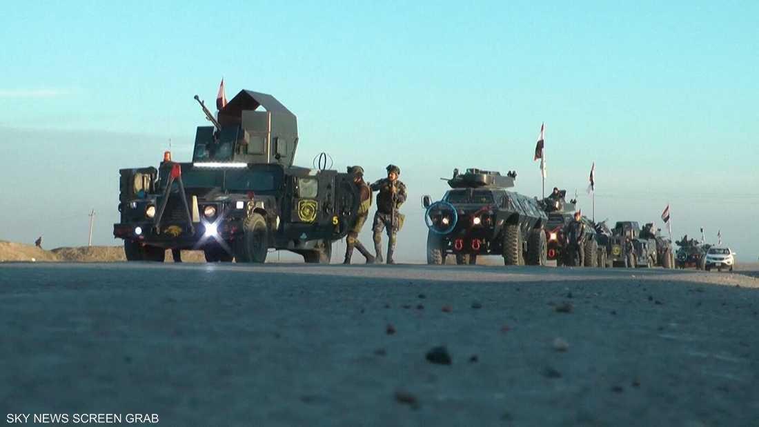 الجيش العراقي يطلق عملية أسود الجزيرة لملاحقة داعش
