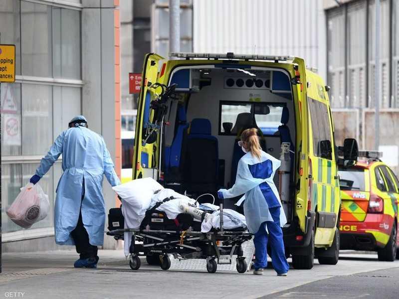 تم تسجيل 106 آلاف إصابة خلال 24 ساعة