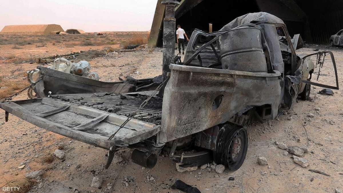 القرة بوللي.. مسرح معركة جديدة بين الجيش الليبي والميليشيات