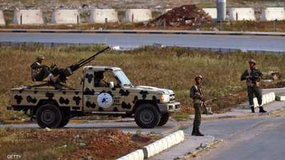 المسماري: الجيش الليبي يعتقل قياديا داعشيا مواليا لتركيا